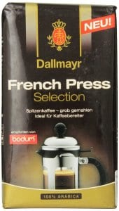 best coffee for coffee press