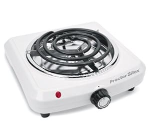 6 Proctor Silex 34101 Fifth Burner