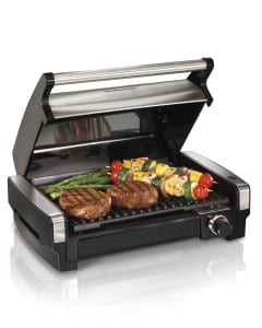 best hamilton beach contact grills