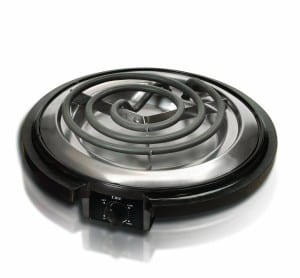 review of countertop burner
