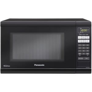 Ft Countertop Microwave Oven With Inverter Technology Nn Sn651b Black