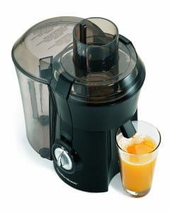 top centrifugal juicer