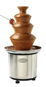 top chocolate fountains
