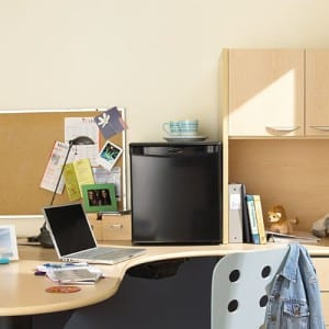 tiny refrigerator office. #4 \u2013 Danby DAR017A2BDD Compact All Refrigerator, 1.7 Cubic Feet, Tiny Refrigerator Office