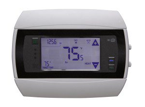 radio programmable thermostat