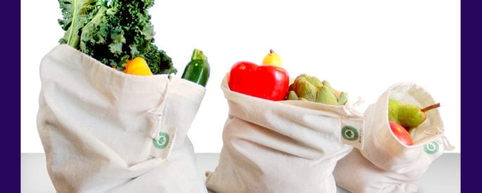 reusable washable produce bags