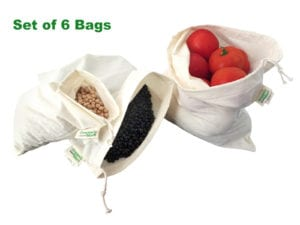 best cotton produce bags