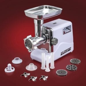 3 speed best electric meat grinder