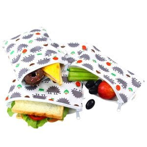 Langsprit Premium Reusable Sandwich & Snacks Bag