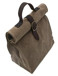 Sona Canvas Bags With Leather Handle