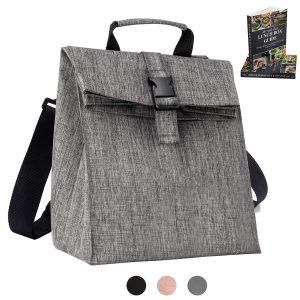 Wishbax Reusable Lunch Bag
