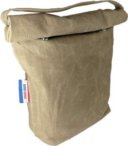 Waxed Canvas Lunch Bag (Lunch Box)